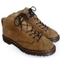 Dr.Martens Suede Monkey Boots 英国製