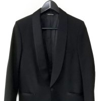 70-80s LORD WEST Tuxedo Dinner Jacket USA製