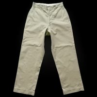 71y US ARMY Trousers Cotton Chino PT