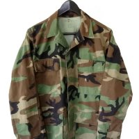 86y US Military Woodland Camo JKT