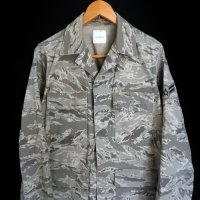 07y US Military AIR FORCE Camo Utility JKT