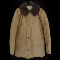 60s BAUER DOWN ボア付き Down Coat
