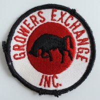 GROWERS EXCHANGE INC. ワッペン