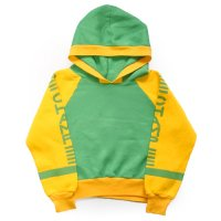 UNKNOWN 2Tone Raglan Sweat Parka Kids USA製