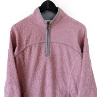 Columbia Fleece Pullover JKT PNK/柄