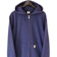 carhartt Sweat Zip Parka NVY