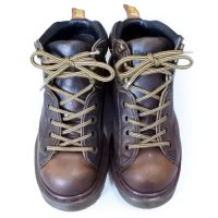 Dr.Martens Oiled Leather Boots BRN 英国製