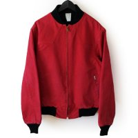-90s carhartt Duck Jacket RED
