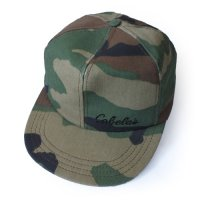 Cabela's Camouflage Cap USA製