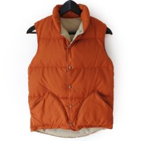80s the Widerness Adventurer Down Vest
