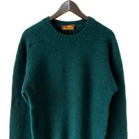 80s Eddie Bauer Wool Sweater アイルランド製