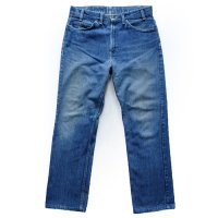 80s Levis 509 0250 Stripe Denim PT '84