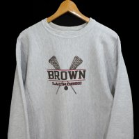 90s Champion BROWN R/W GRY