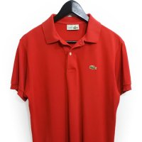 FRANCE製 80s LACOSTE POLO