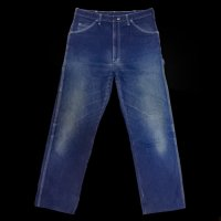 80s Dickies DENIM ペインターPT
