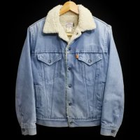 80s Levis BOA JKT DENIM BOYS