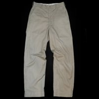 50-60s US Army Chino Trousers