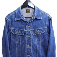 70-80s Lee 200 DENIM JACKET