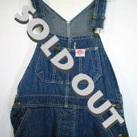 〜60's ROUND HOUSE OVERALL