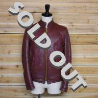 60's LEATHER JKT