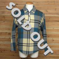 60's PULLOVER WOOL SHIRTS