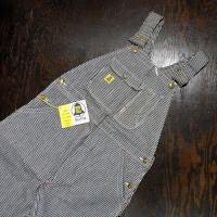 50〜60's BLUE BELL OVERALL HICKORY STRIPE