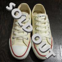 CONVERSE ALL STAR Lo キッズ キナリ