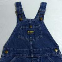 OSH KOSH DENIM OVER ALL