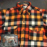 40's Woolrich WOOL SHIRTS