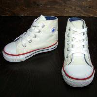 90's CONVERSE ALL STAR Hi KIDS