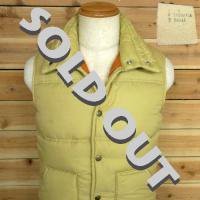 70's UNKNOWN 中綿 VEST