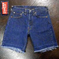 Levi's 501 66 single CUT OFF
