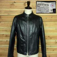 70's LEATHER JKT