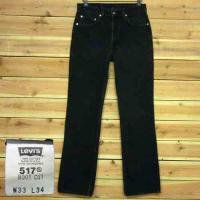 Levi's 517 Regular Black