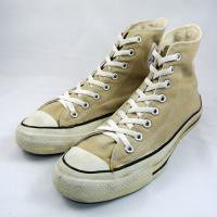 80's CONVERSE ALL STAR Hi サイド当て布