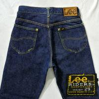 70's Lee 200 黒タグ BOOTS CUT