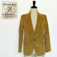 60〜70's Varsity Row Corduroy Tailored