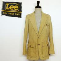 70's Lee Corduroy Tailored
