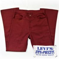70's Levi's STA-PRE BIG E