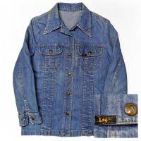 70's Lee Denim Shirt Jacket