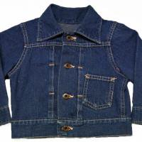 40s WW2? DENIM JKT