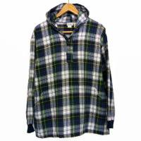L.L.Bean Hood Cotton Shirt
