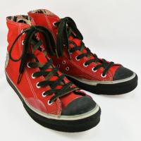 80s VISION STIPPLE HI TM表記 RED