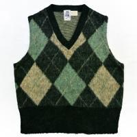 70s KENNINGTON Mohair Vest