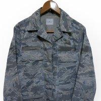 07y USAF UTILITY JKT Digital Tiger Camouflage