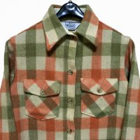 70s Woolrich Wool Shirt Woman