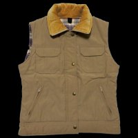 70s Woolrich Cotton Shell Vest