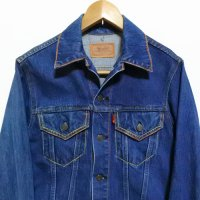 70s Levi's 70505 Denim JKT