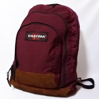 80-90s EASTPAK Backpack ボトムレザー ENG USA製